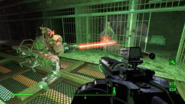 Fallout 4 - Automatron blade