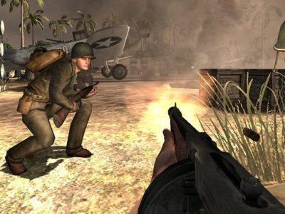 Origin Medal of Honor Pacific: Assault