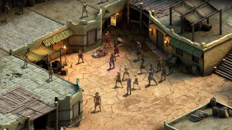 Tyranny dev diary explains the vision for Obsidian's next RPG