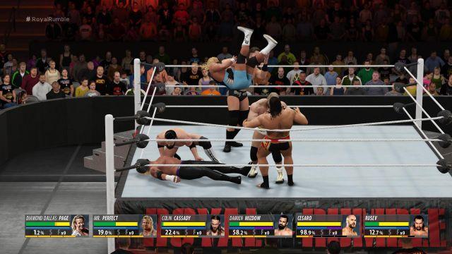 WWE 2K16 - 11