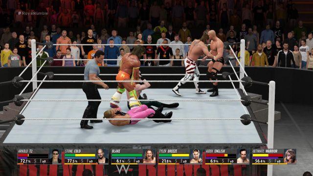 WWE 2K16 - 12