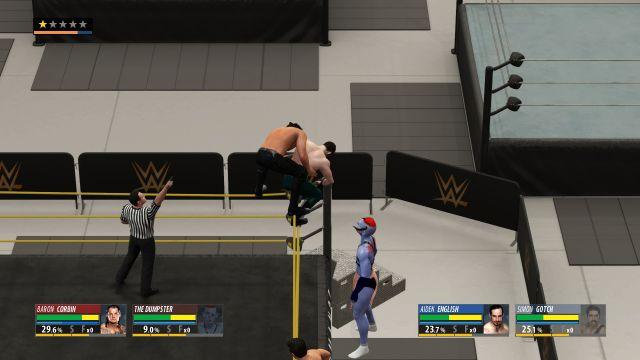 WWE 2K16 - 3
