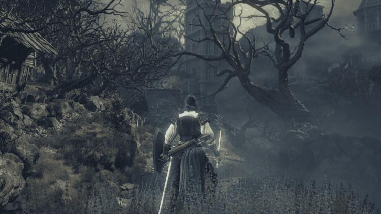 Dark Souls 3 Undead Settlement