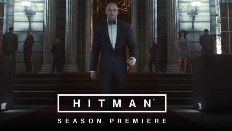 Hitman season premiere trailer