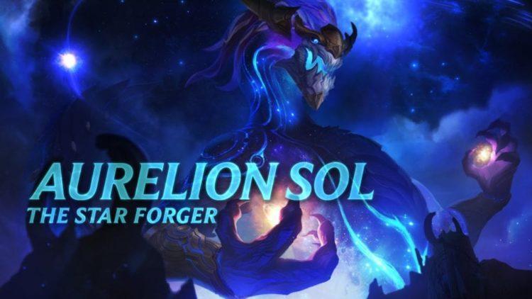 League of Legends Aurelion Sol Champion spotlight