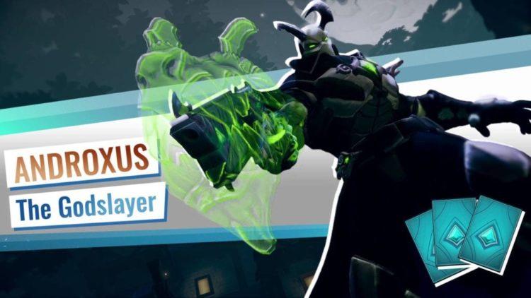 Paladins new Champion Androxus teased
