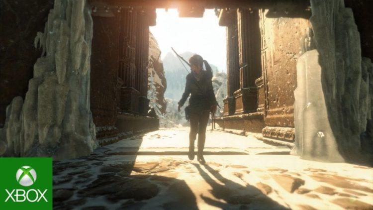 Rise of the Tomb Raider Cold Darkness Awakened DLC next week