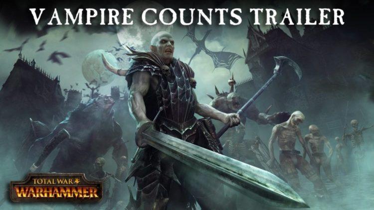 Total War: Warhammer raises the Vampire Counts