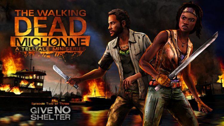 The Walking Dead: Michonne part two arrives 29 March