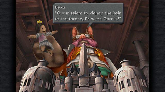 Final Fantasy 9 - 1