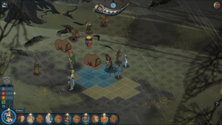 Banner Saga 2 gets beta Survival Mode