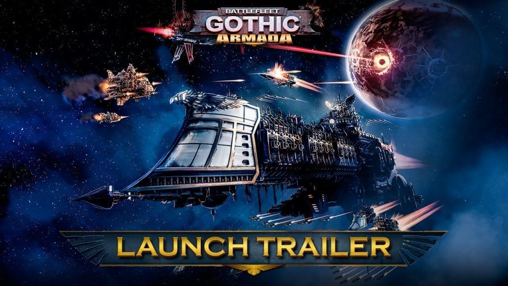Battlefleet: Gothic Armada