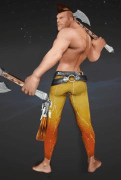 butt pose