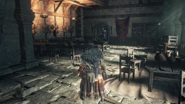 dark souls 3 dining area