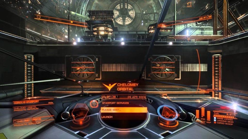 Elite: Dangerous Engineers images, 1.6 mission details