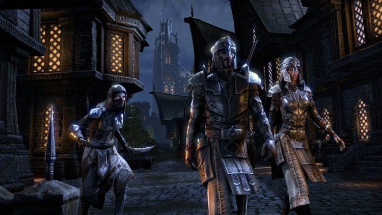 Elder Scrolls Online Dark Brotherhood DLC appears 31 May on PC