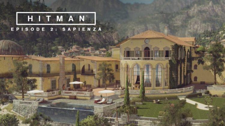 Hitman Episode 2 Sapienza launch trailer