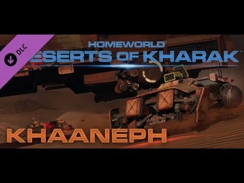Homeworld: Deserts of Kharak Khaaneph Fleet Pack released