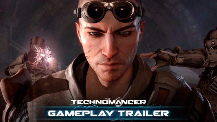 The Technomancer heads to Mars on 21 June