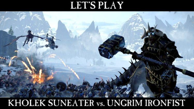 Total War: Warhammer Chaos Warriors DLC free for first week
