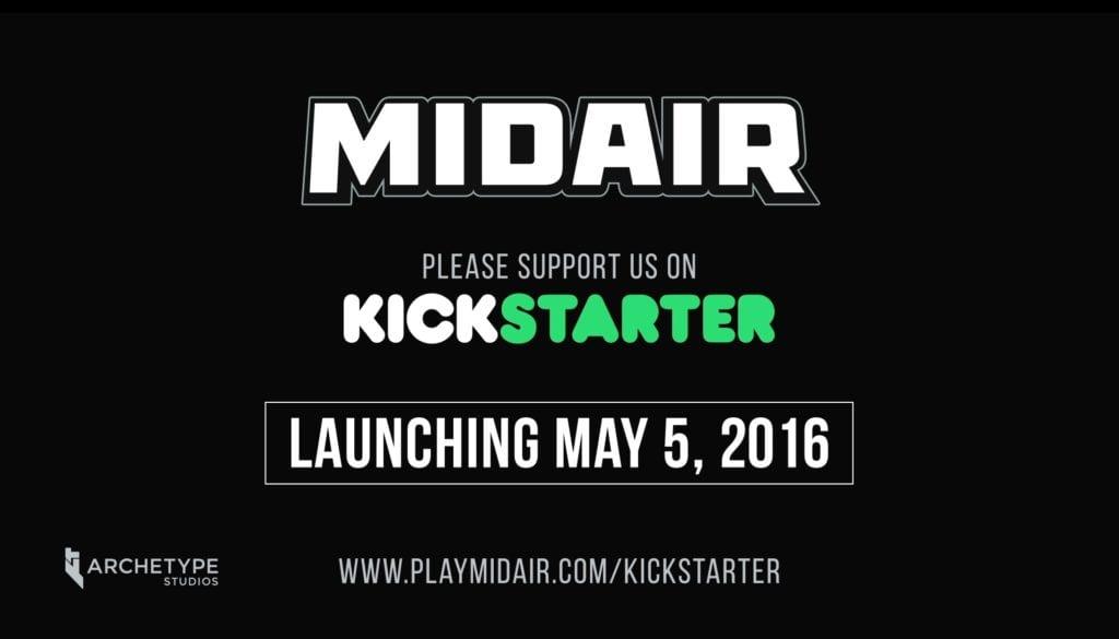 Tribes-like shooter Midair coming to Kickstarter 5 May