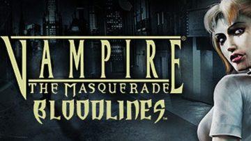 Vampire the Masquerade: Bloodlines GOG