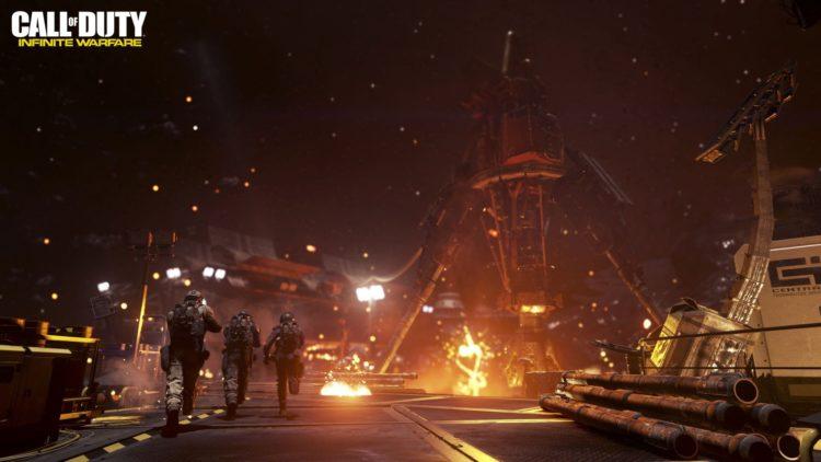 Battlefield dev apologises for Call of Duty: Infinite Warfare jibes