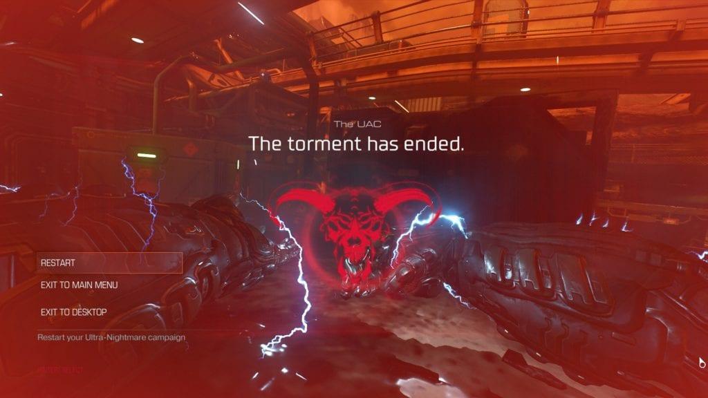Doom - Ultranightmare