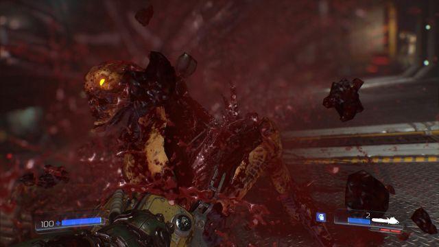 Doom - chainsaw