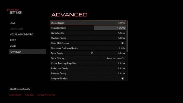 Doom - options 2