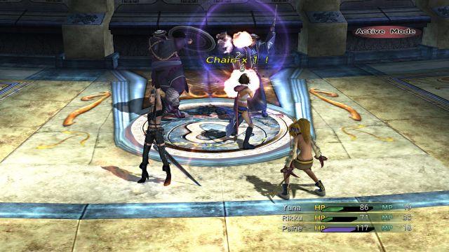 Final Fantasy X-2 - 3