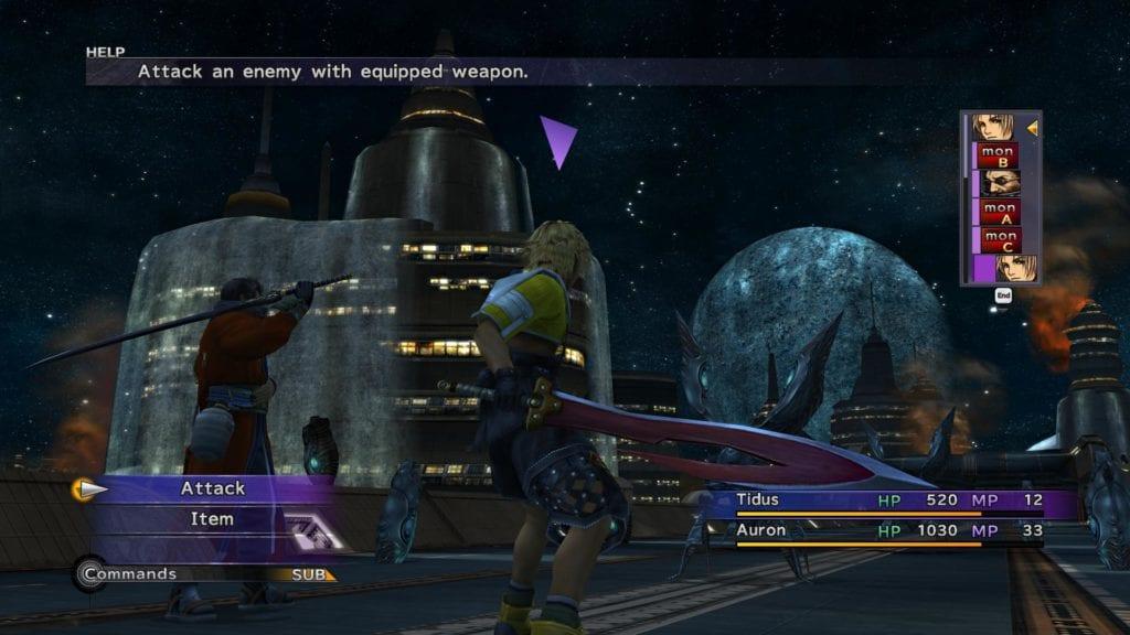 Final Fantasy X/X-2 HD Remaster PC Version Impressions | PC Invasion