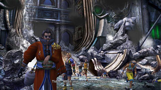 Final Fantasy X - opening