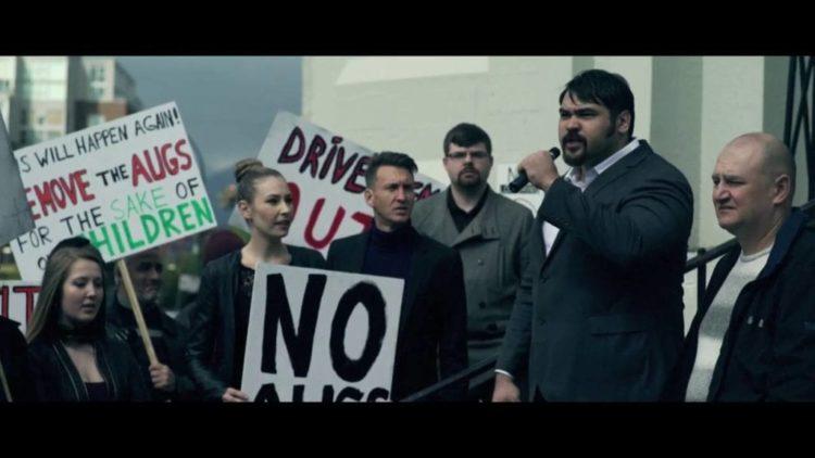 Deus Ex: Mankind Divided Mechanical Apartheid trailer