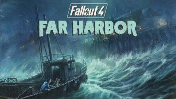 Fallout 4 Far Harbor DLC trailer shows a more dangerous world