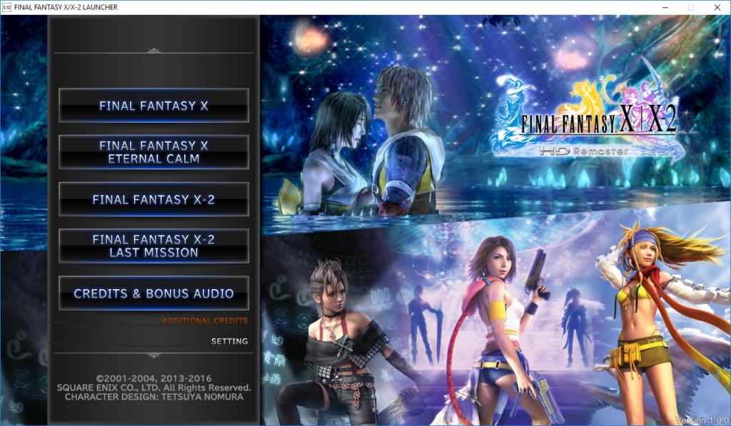 final fantasy x pc download free