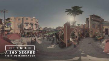 HITMAN 360 Marrakesh trailer
