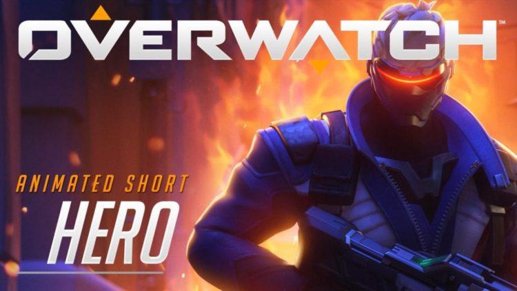 Overwatch animated short called Hero released