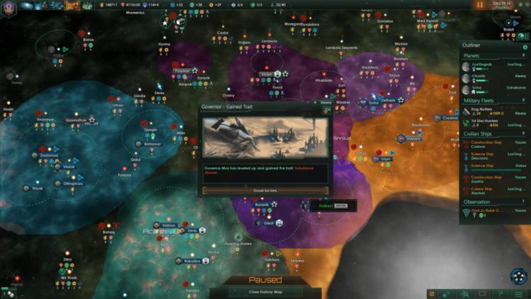 Stellaris stuttering bug known to Paradox, hotfix soon