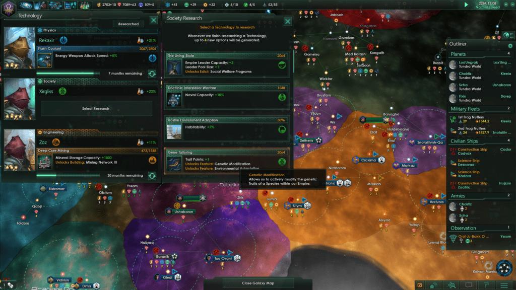 Stellaris Review Pc Invasion