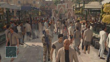 Hitman Marrakesh - blade