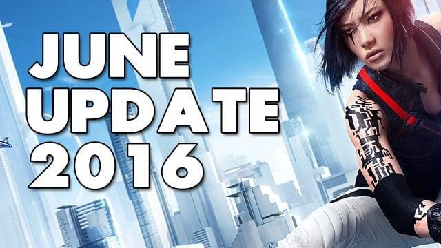PC Invasion Supporter June Update