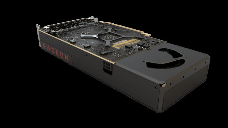 AMD reveals Polaris based RX480 card