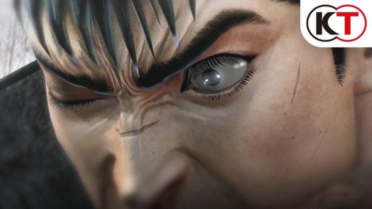 Berserk gameplay shown in new trailer