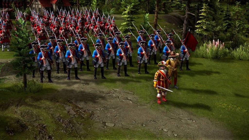 Cossacks 3 release date