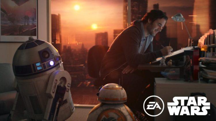 EA details future Star Wars plans via Look Ahead video