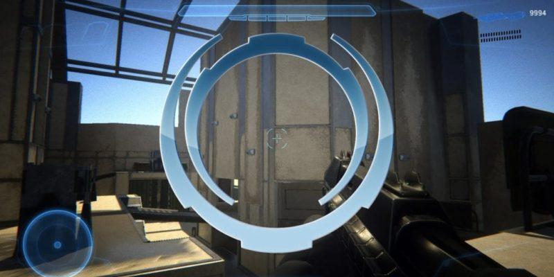 Halo game Installation 01