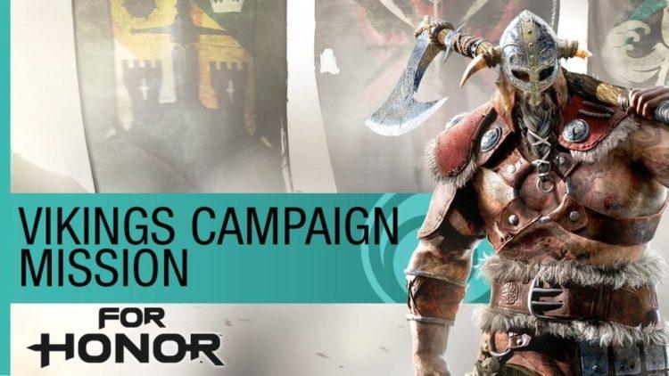 For Honor E3 2016 Viking gameplay, releases 14 February