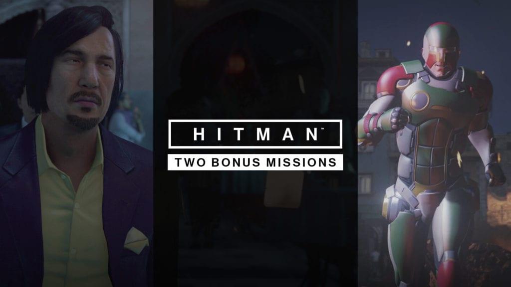 hitman summer bonus episodes