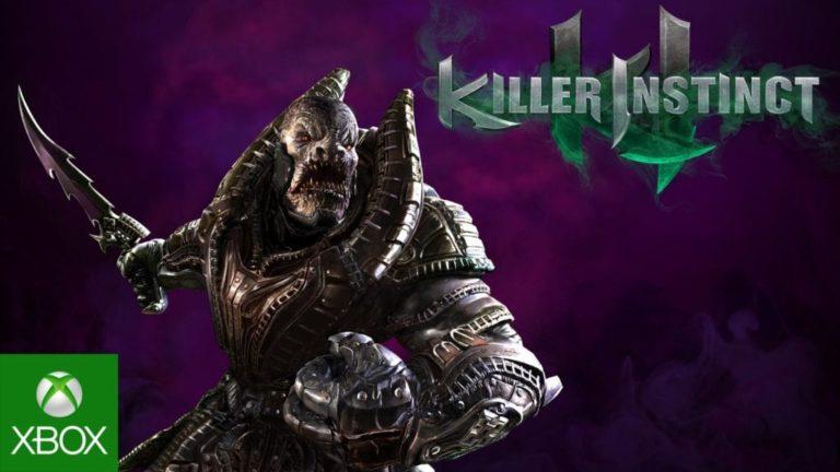 Killer Instinct joined by General Raam